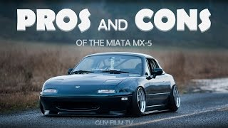 Download Pros and Cons of a Mazda Miata MX-5 Video