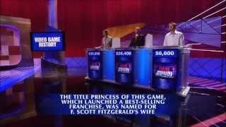 Download Final Jeopardy: Double Zelda Fail Video