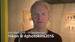 Download Handy Nikon D5 tips? Sports photographer Joel Marklund shares his Video