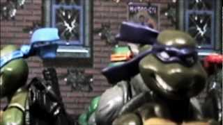 Download TMNT Stop Motion Video