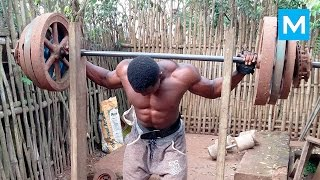 Download No excuses - African Bodybuilders | Muscle Madness Video