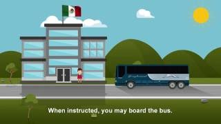Download Crossing the United States and Mexico border with Greyhound Video