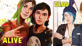 Download Chloe and Max Fate: ALIVE vs DEAD -All Outcomes- Life is Strange 2 Episode 5 Video