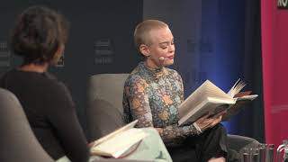 Download Rose McGowan with Afua Hirsch at the Edinburgh International Book Festival Video