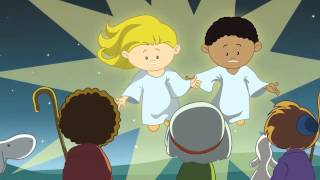 Download The First Christmas - Little Bible Heroes™ Children's Stories Video