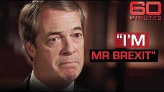 Download Nigel Farage defends his seat in the European Parliament | 60 Minutes Australia Video