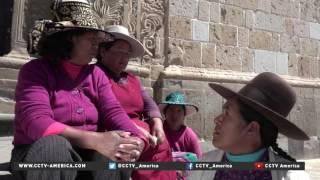 Download Sterilization victims organize campaign of justice in Peru Video