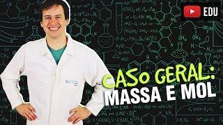 Download 6. Cálculo Estequiométrico - Caso Geral: Massa e MOL [Química Geral] Video