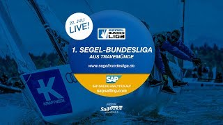 Download Live 1. Segel-Bundesliga Travemünde - 22.07.2018 Video