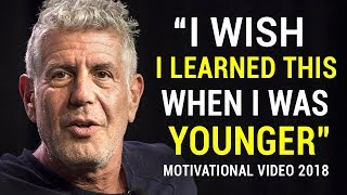 Download Anthony Bourdain's Life Advice Will Change Your Future (MUST WATCH) Video