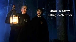 Download draco & harry hating each other for 3 minutes straight Video