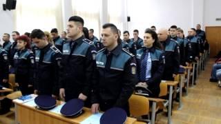 Download POLIȚIȘTII ANGAJAȚI DIN SURSĂ EXTERNĂ AU DEPUS JURĂMÂNTUL DE CREDINȚĂ Video