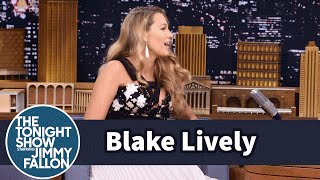 Download Blake Lively's Daughter Calls Jimmy Fallon Her Dada Video