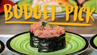Download Kura Revolving Sushi Bar  Budget Pick Video