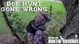 Download Doe Hunt Gone Wrong : Pennsylvania Deer Hunt S7 #38 Video