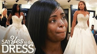 Download Shared Appointment Turns Ugly After Both Brides Want the Same Dress | Say Yes To The Dress Atlanta Video