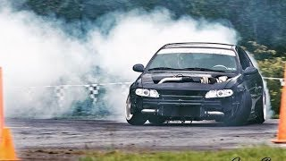Download RAW DRIFT DAY FOOTAGE! TURBO GTO! Video