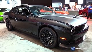 Download 2017 Dodge Challenger T/A - Exterior and Interior Walkaround - 2017 New York Auto Show Video