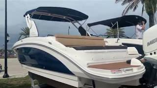 Download 2018 Sea Ray 270 SDX- outboard pre-owned offered by MarineMax Venice, FL. Video