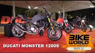 Download 2017 Ducati Monster 1200S First Ride (Bike World) Video