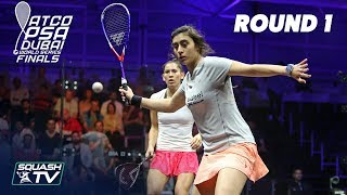 Download Squash: World Series Finals 2017/18 - Women's Rd 1 Roundup Video