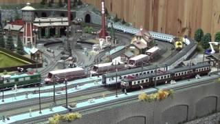 Download Maqueta 2012 10 Circulación de trenes Video