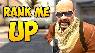 Download CSGO COMPETITIVE DMG ROAD TO LE - RANK UP JOURNEY Video