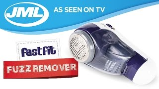 Download FastFit Fuzz Remover from JML Video