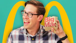Download Keith Eats Everything At McDonald's • The Try Vlog Video