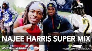 Download FUTURE HEISMAN: Najee Harris Ultimate HS Football Highlights: Alabama RB (Antioch HS, CA) Video