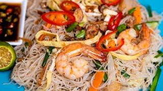 Download RESEPI BONDA | Bihun Goreng Singapore | Singapore Fried Rice Noodles Video
