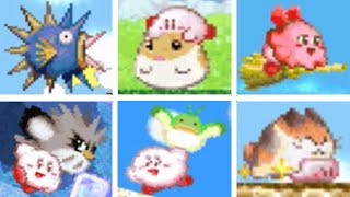 Download Kirby's Dream Land 3 - All Abilities & Animal Friends Video