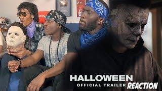Download Halloween Official Trailer Reaction Video