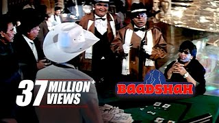 Download Funny Casino Scene | Baadshah | Shahrukh Khan, Johnny Lever | Ful HD 1080p Video