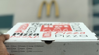 Download McPizza at the World's Largest McDonalds Video