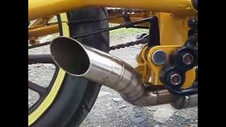 Download Kymco Kpipe 125 Video