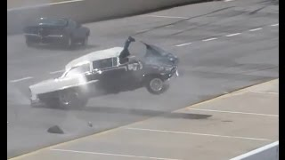 Download 55 Chevy Rollover - *SLO-MO* Video