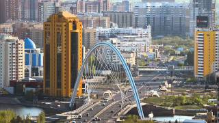 Download Astana city, Kazakhstan 2011 / Астана Казахстан Video