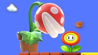 Download A Piranha Plant holding a Smaller Plant in Super Smash Bros Ultimate + other items Video