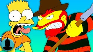 Download Every Simpsons Treehouse of Horror Reference YOU Missed! Treehouse of Horror 1-10 (Tooned Up S5 E6) Video