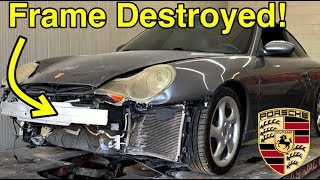 Download Can I Repair this Smashed Frame Porsche 911? Video