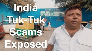 Download India Rickshaw Scams Exposed & How to Get the Best Price (Save 50%+) Video