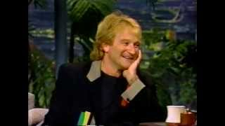 Download Robin Williams last appearance on Tonight Show with Johnny Carson 5/21/92 Video