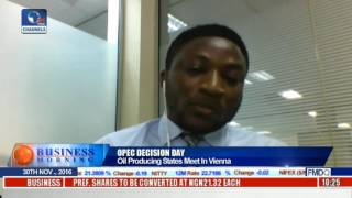 Download OPEC Decision Day: Oil Producing States Meet In Vienna Video