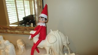 Download Elf on the Shelf Day 1 Video