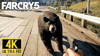 Download FAR CRY 5 - Open World Gameplay #1 (PS4 Pro) 4K @ 2160p ✔ Video