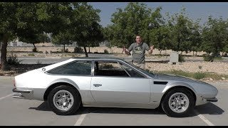Download The Lamborghini Jarama Is Ugly, Rare, and Totally Unknown Video