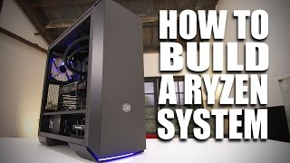 Download Beginners Guide - How to build Ryzen Gaming PC Video