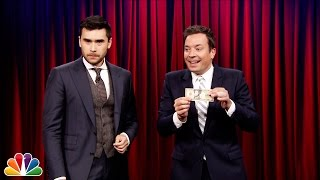 Download Magician Dan White Plays Hand Pocket with Jimmy Fallon Video