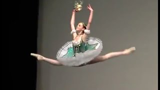 Download Beatriz Kuperus 2015, age 15, La Esmeralda, 1st Place Senior Classical, YAGP2016 Denver Video